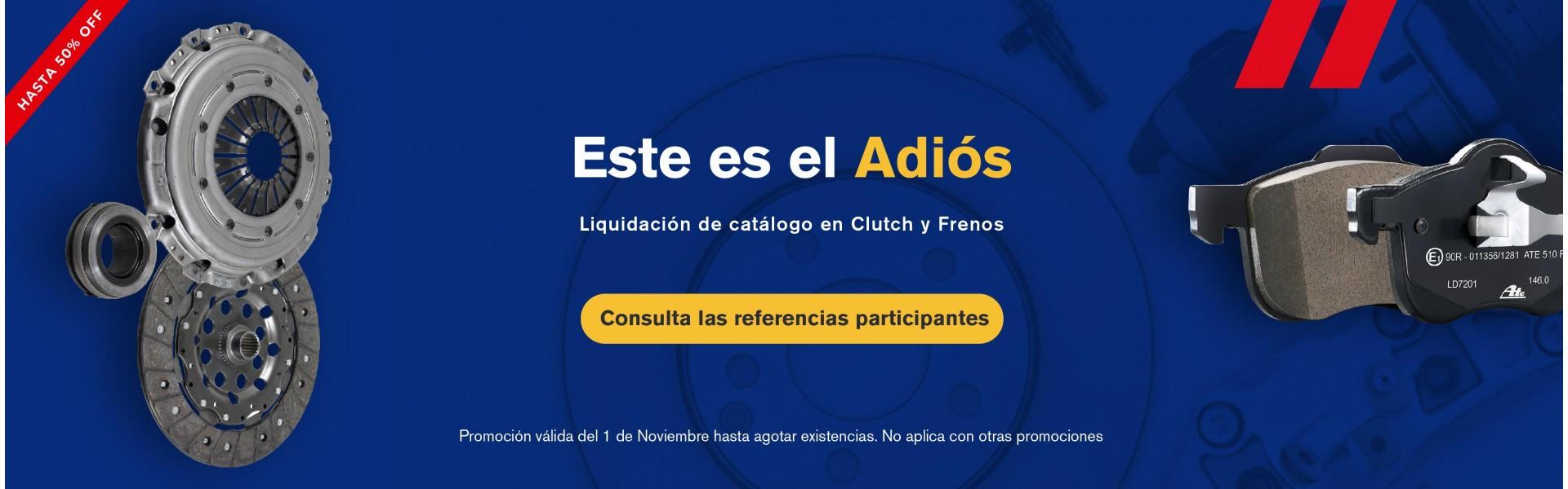 PromoClutchFrenos